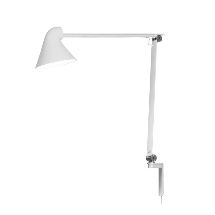 Louis Poulsen - NJP Wall Lamp, long arm, white