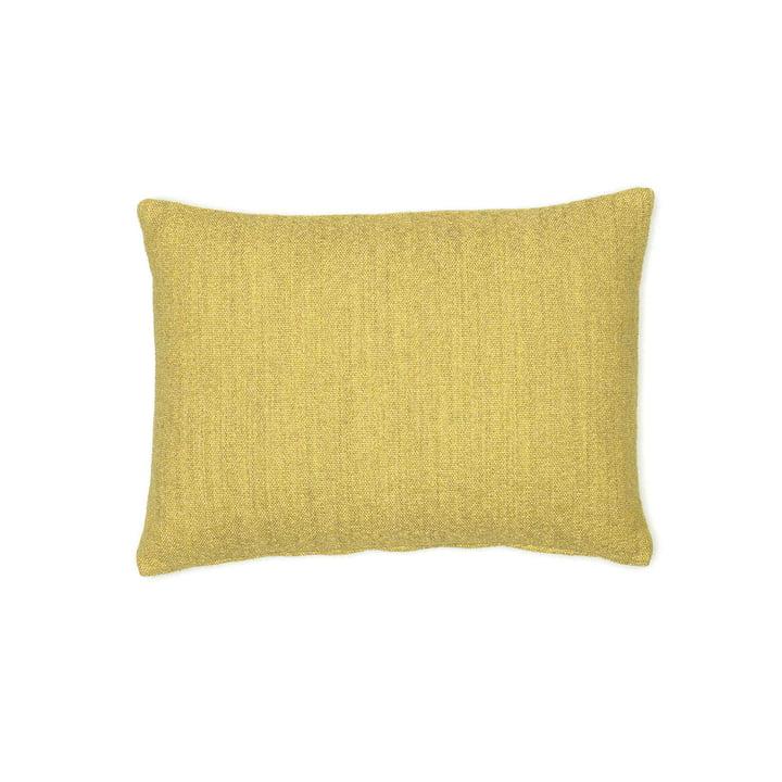 Vitra - Soft Modular Sofa, Cushion 30 x 40 cm, canary/ochre (Maize 06)