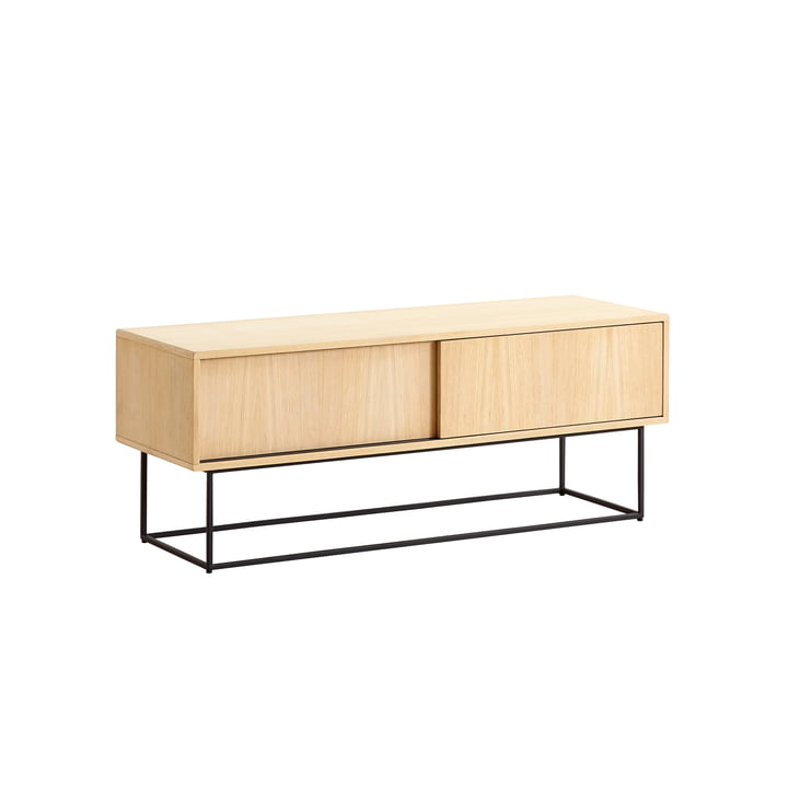 Virka Sideboard Low by Woud in oak