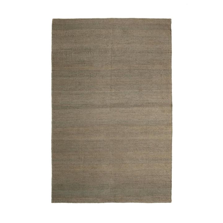 Vegetal , 200x300 cm, greenish grey from nanimarquina