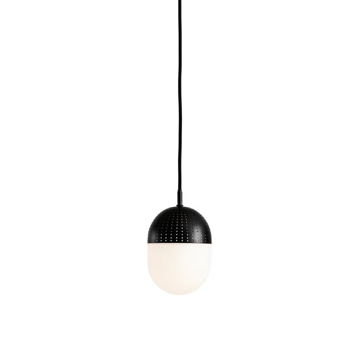 Dot Pendant Lamp M by Woud in Black