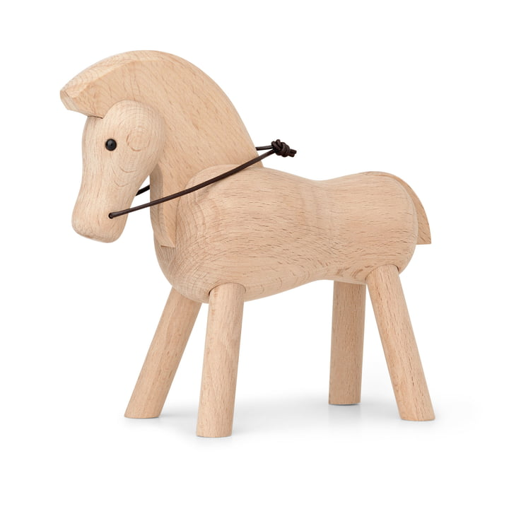 Horse by Kay Bojesen made of beech