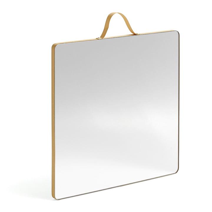 Hay - Ruban Mirror square L, nude