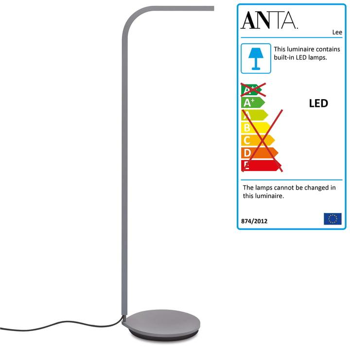 Anta - Lee LED Floor Lamp