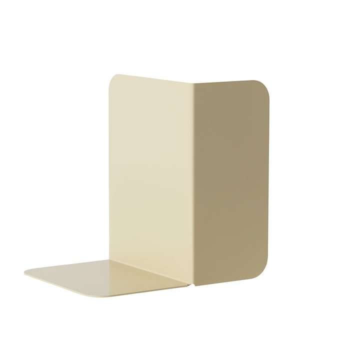 Compile Bookend by Muuto in Green Beige