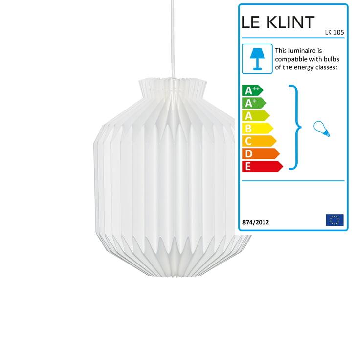 105A pendant lamp Ø 26 cm by Le Klint
