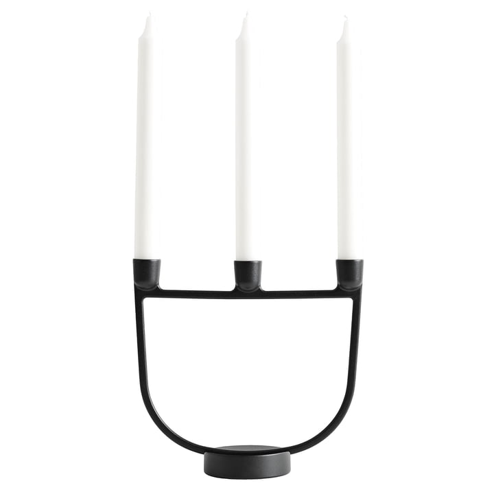 Open Candle Holder by Muuto
