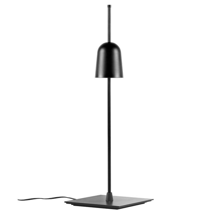 Table Lamp Ascent by Luceplan in Black