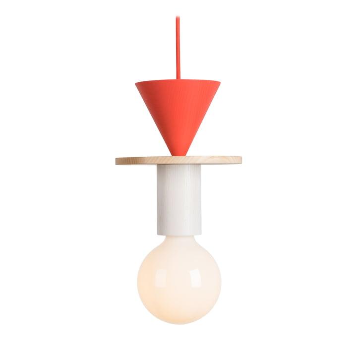Die Schneid - Junit Lamp pendant lamp, Record
