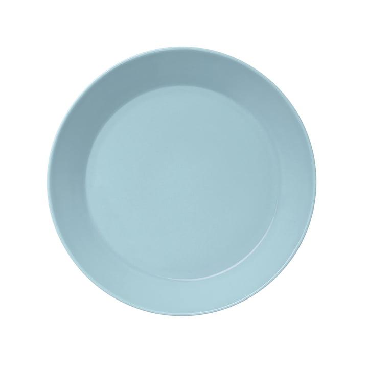 Iittala - Teema Plate flat Ø 21 cm, light blue