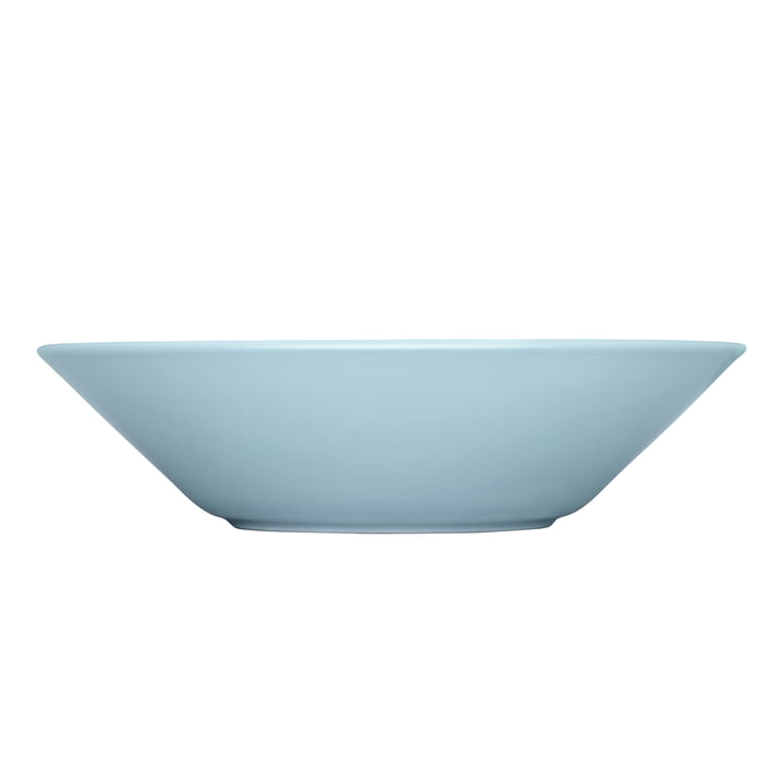 Iittala - Teema Bowl / Plate deep Ø 21 cm, light blue