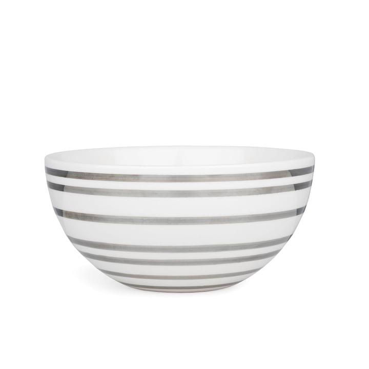 Kähler Design - Omaggio Bowl, Ø 15 cm silver