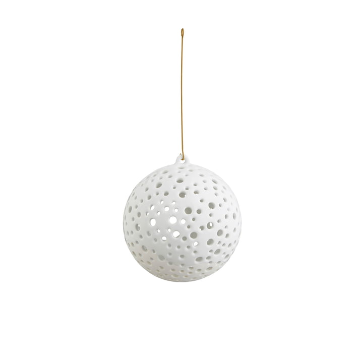 Hanging Nobili Tealight Bauble Ø 12 cm by Kähler Design
