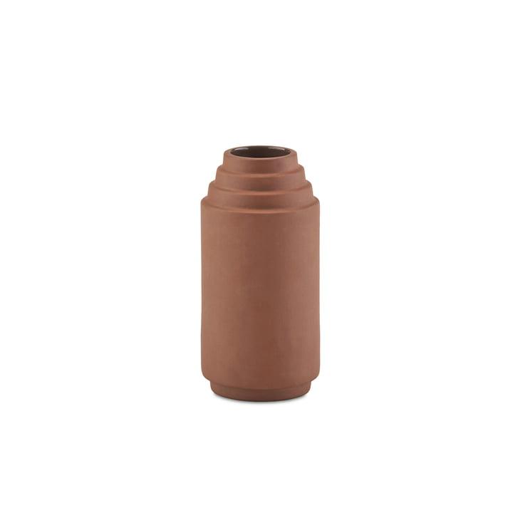Edge Vase h 16 cm by Skagerak