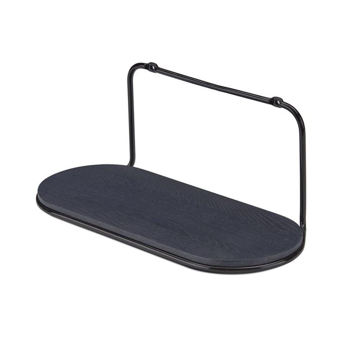 Wire Shelf Oval by Skagerak in Royal Blue