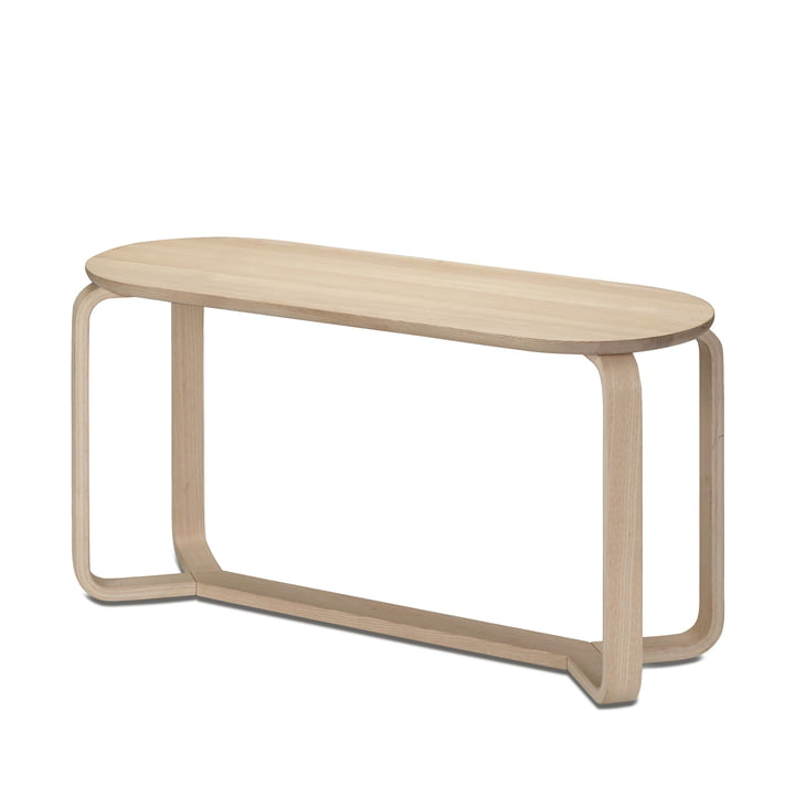 Turn Bench made of Ash Wood by Skagerak