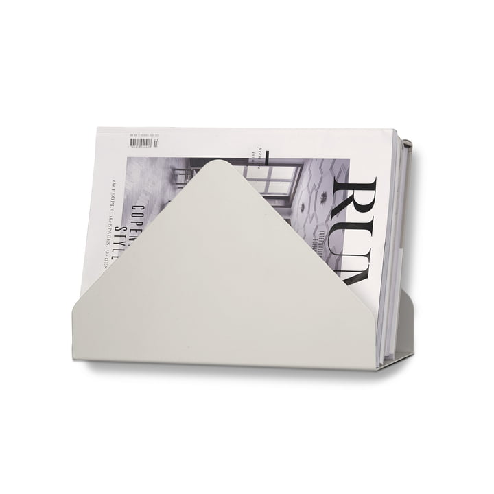 Kuvert Shelf as a Magazine Holder