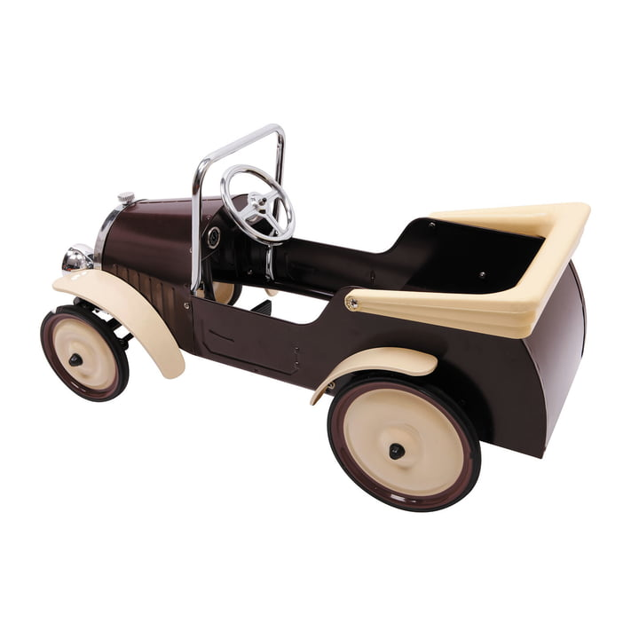Country Pedal Car by Baghera in brown