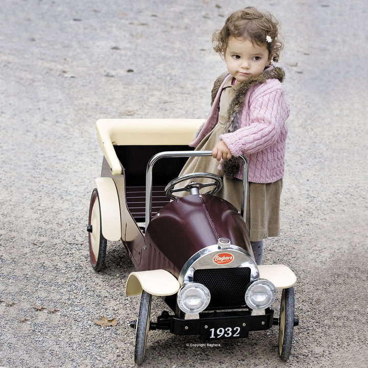 Country Pedal Car by Baghera