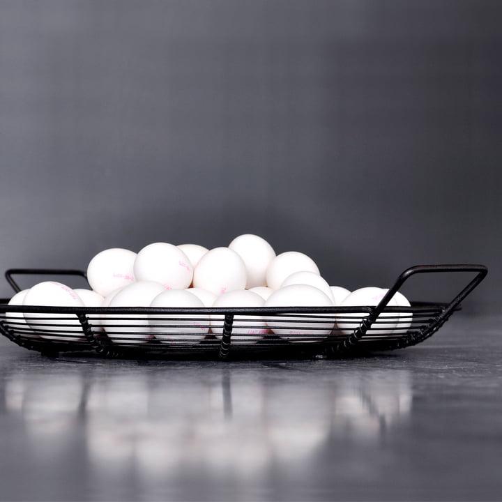 Dora Tray by XLBoom with Eggs