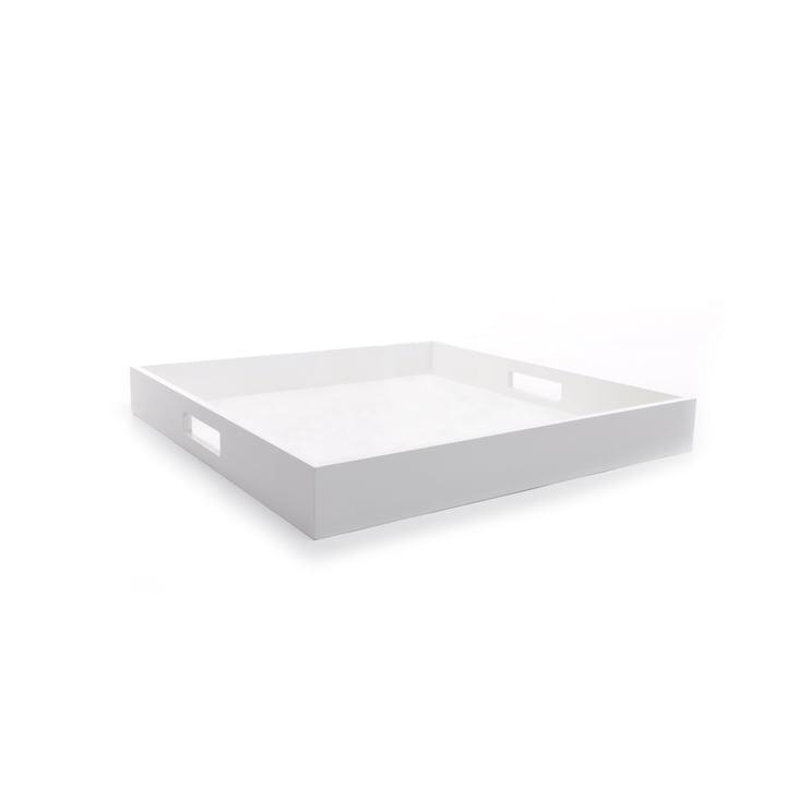 Zen tray in small by XLBoom in white
