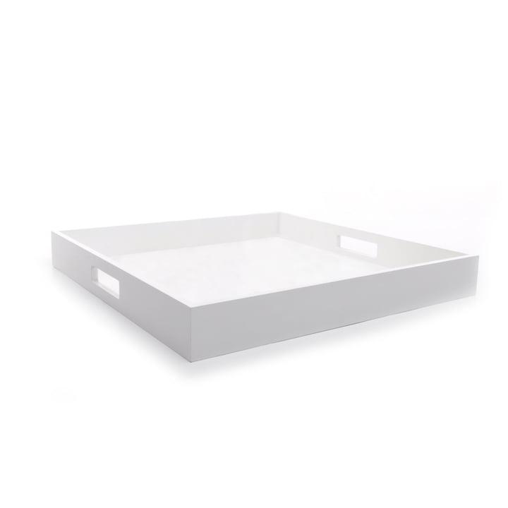 Zen tray medium by XLBoom in white