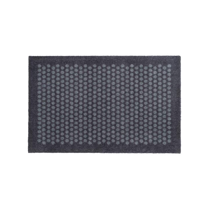 Dot doormat 60 x 90 cm by tica copenhagen in grey