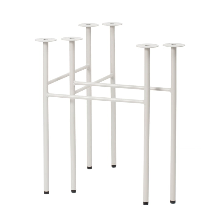 Mingle Trestle by ferm Living in light grey