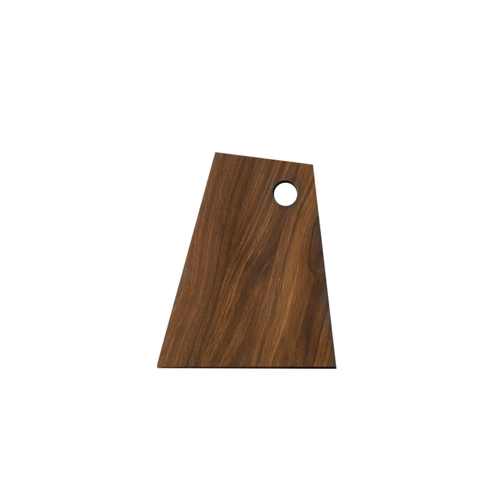 Asymmetric Cutting Board in Small by ferm Living