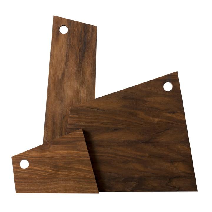 Asymmetric Cutting Board by ferm Living