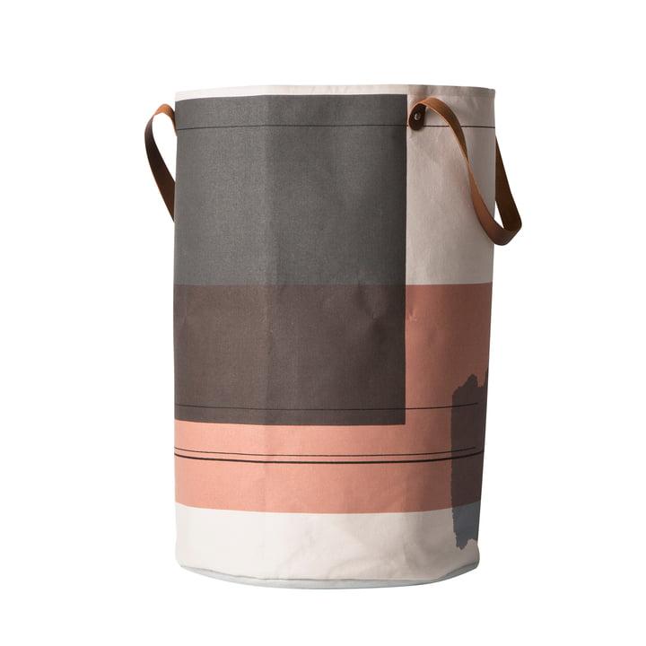 Colour Block Laundry Basket by ferm Living