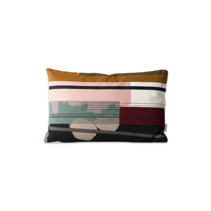 ferm living colour block cushion small. Black Bedroom Furniture Sets. Home Design Ideas
