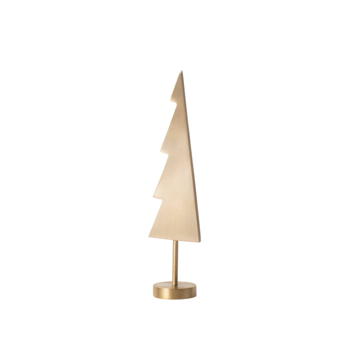 Winterland Brass Tree Solid from ferm Living