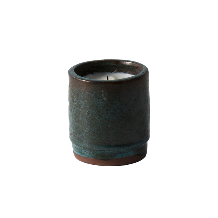 Scented Candle by ferm Living in Green
