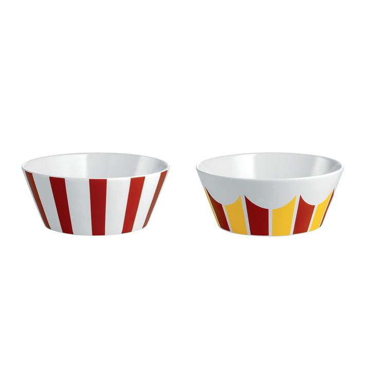 Circus bowl set 2 by Alessi