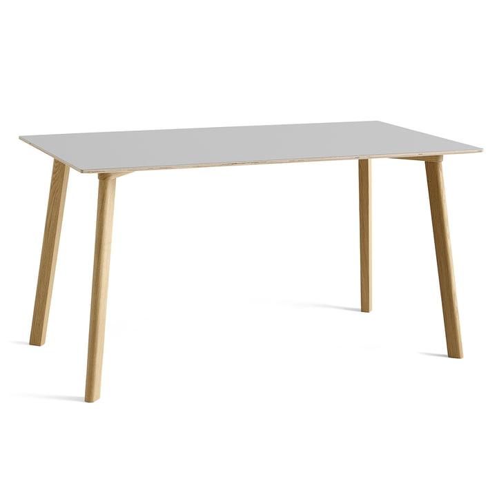 Hay - Copenhague CPH Deux 210 Table 140 x 75 cm, lacquered oak