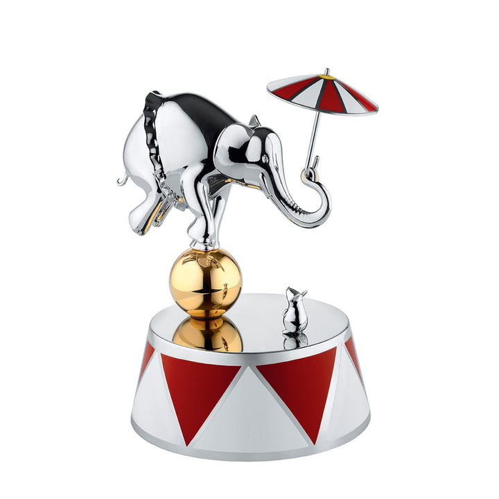 The Ballerina Carillon (Limited Edition) by Alessi