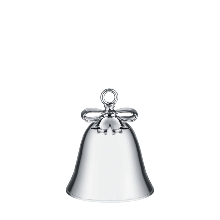Dressed for X-Mas Christmas Ornament Bell by Alessi