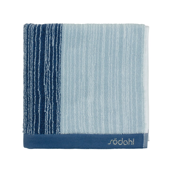 Gradient Towel 50 x 100 cm by Södahl in China Blue