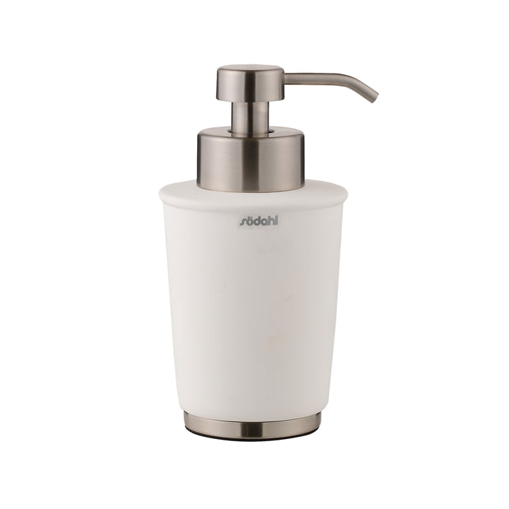 Touch Soap Dispenser by Södahl in White
