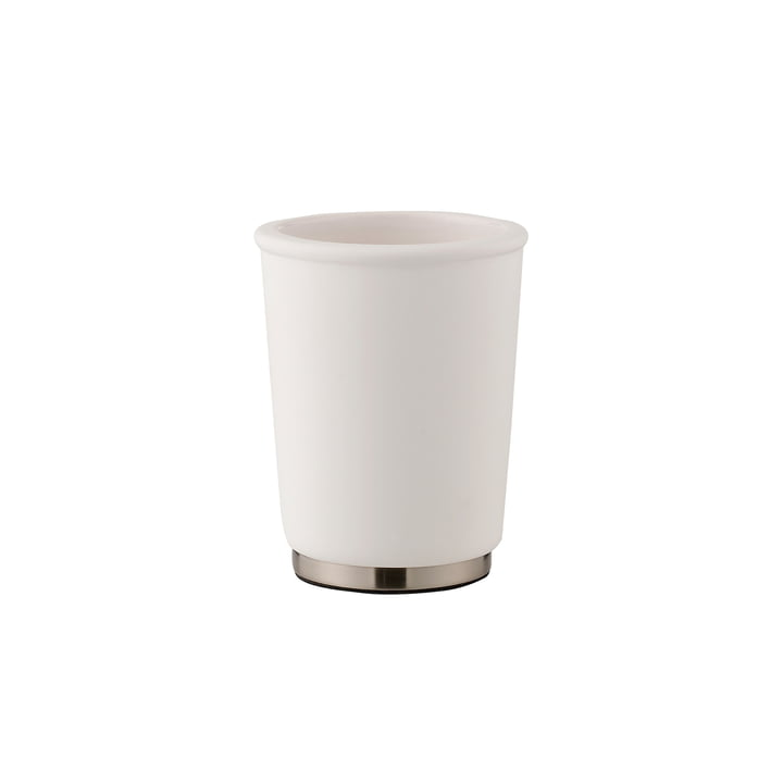 Touch Toothbrush Holder by Södahl in White