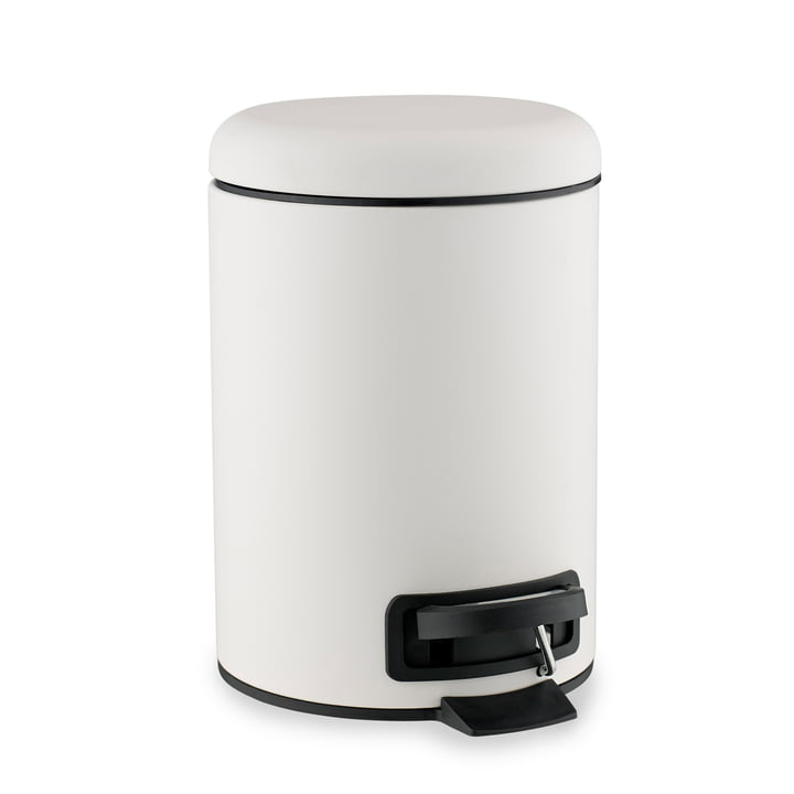 Mono Waste Bin by Södahl in White