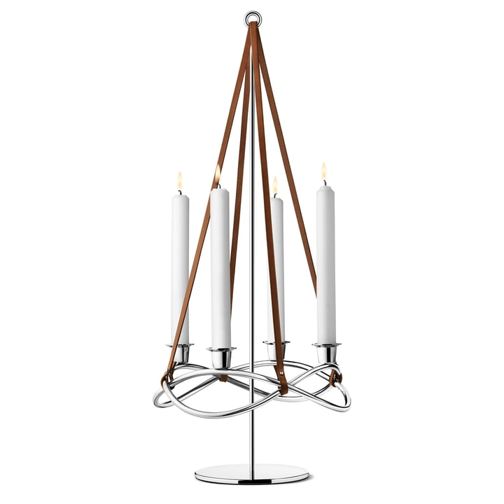 Georg Jensen - Season Candleholder Add-on, shiny