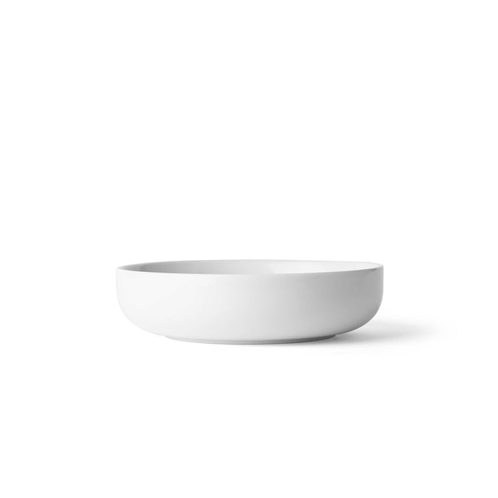 New Norm Bowl Ø 13.5 cm Low by Menu in White