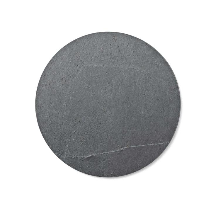 New Norm Platter Slate, Ø 17,5 cm by Menu