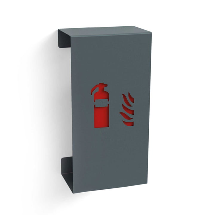 Fire Extinguisher Large by Konstantin Slawinski in Grey