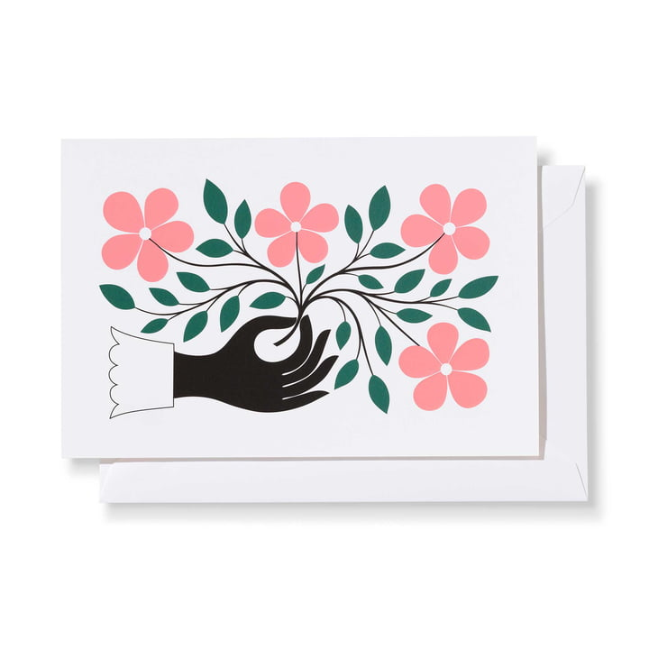 Greeting cards Hand by Vitra