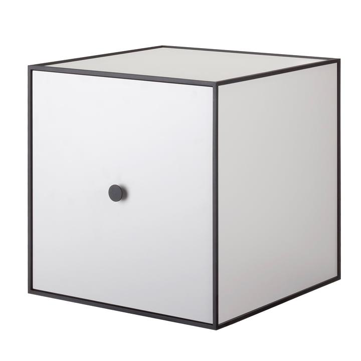 by Lassen - Frame wall cabinet 35 (incl. door), light gray