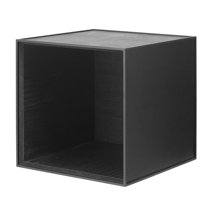 by Lassen - Frame Wall Cabinet 35, ash black