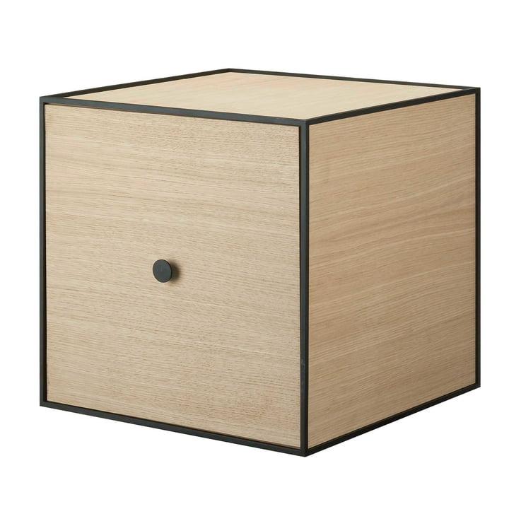 by Lassen - Frame Wall Cabinet 35 (incl. door), ash